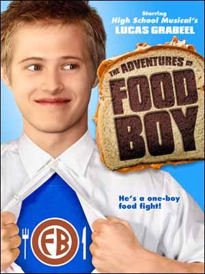 Les aventures de Food Boy (The Adventures of Food Boy)